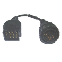 30 Pin Male to Renault 12 Pin Male