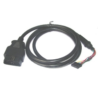 OBDII Male to 16 Pin Housing